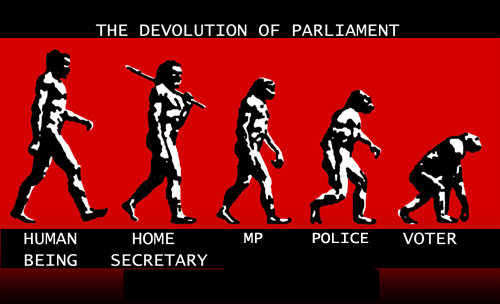 Devolution of Parliament
